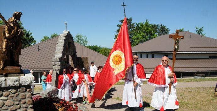 GALLERY | I sannicolesi di Toronto festeggiano il SS. Crocifisso