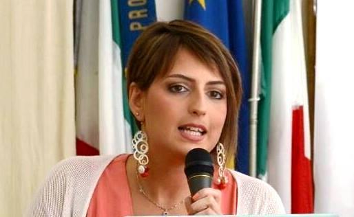La deputata Dalila Nesci
