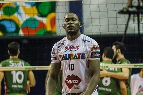 Volley, ecco Costa: un centrale brasiliano per la Tonno Callipo