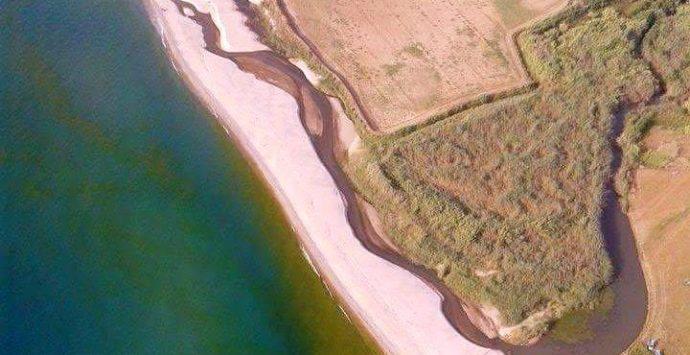 Mare verdastro nel Vibonese, l'Arpacal monitora il fenomeno