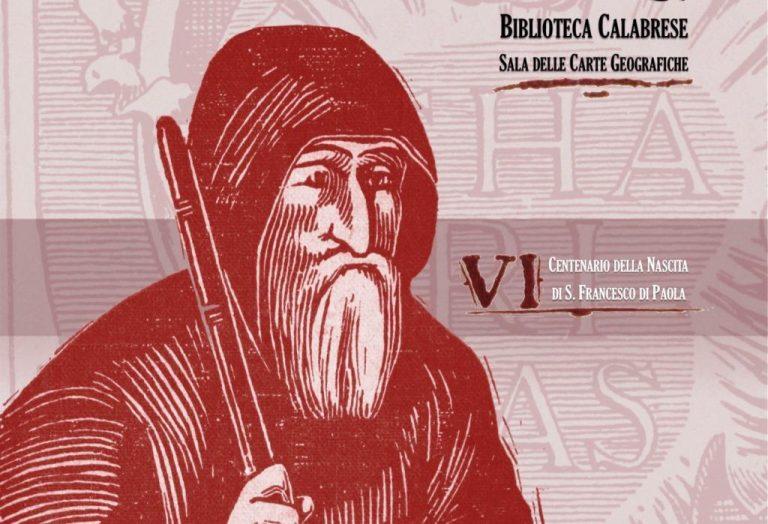 Soriano, una mostra su San Francesco di Paola nel sesto centenario dalla nascita