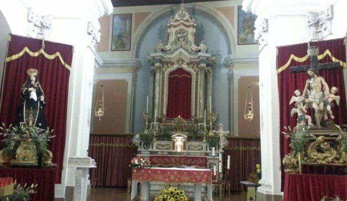 La chiesa di San Nicola da Crissa