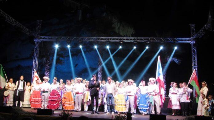 Il gran finale del Festival