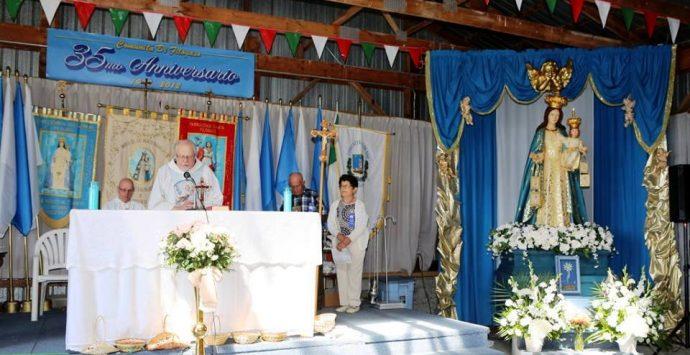 La venerazione della Madonna del Carmelo di Filogaso a Toronto