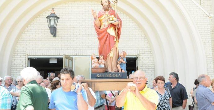 La comunità sannicolese in Canada festeggia il patrono San Nicola