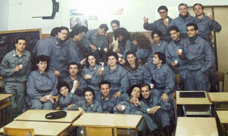 Alla Scuola di Polizia la consegna degli alamari agli allievi del primo corso misto