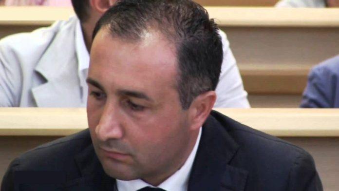 Il sindaco di Briatico Andrea Niglia