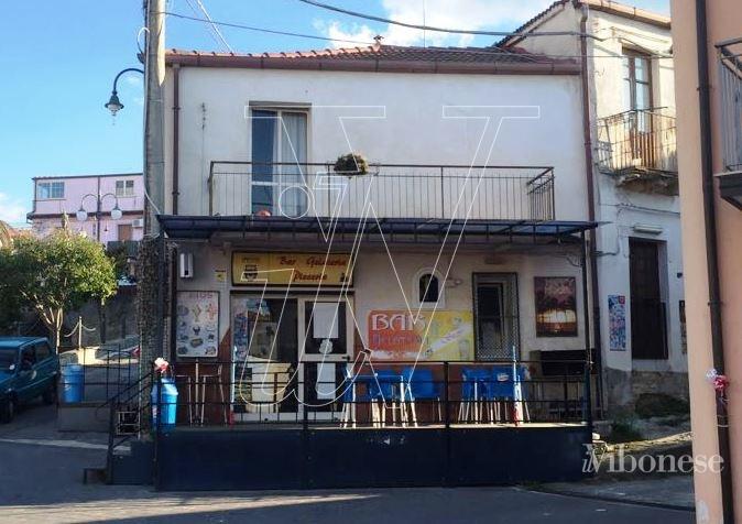 Il bar di De Lorenzo a Pannaconi