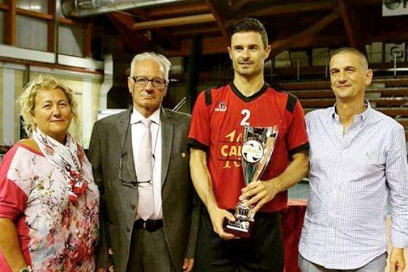 """Volley, alla Tonno Callipo il """"Memorial Nonno Gino"""""""