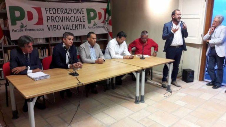 """Dalla Festa provinciale dell'Unità parte la volata vibonese per il """"Sì"""""""