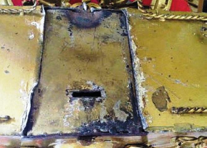 Furto in chiesa a Limbadi, rubate le offerte dei fedeli