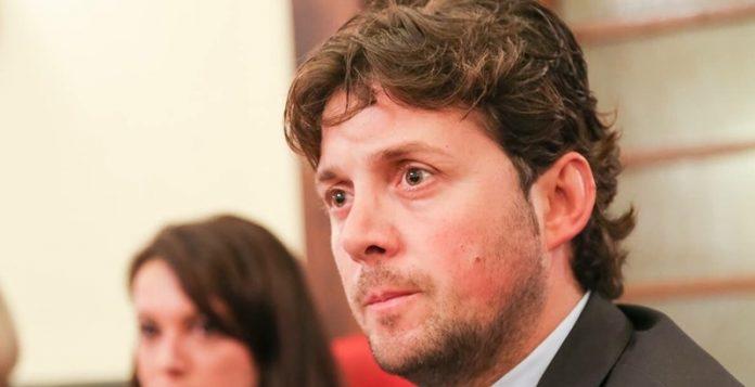 L'assessore Lorenzo Lombardo