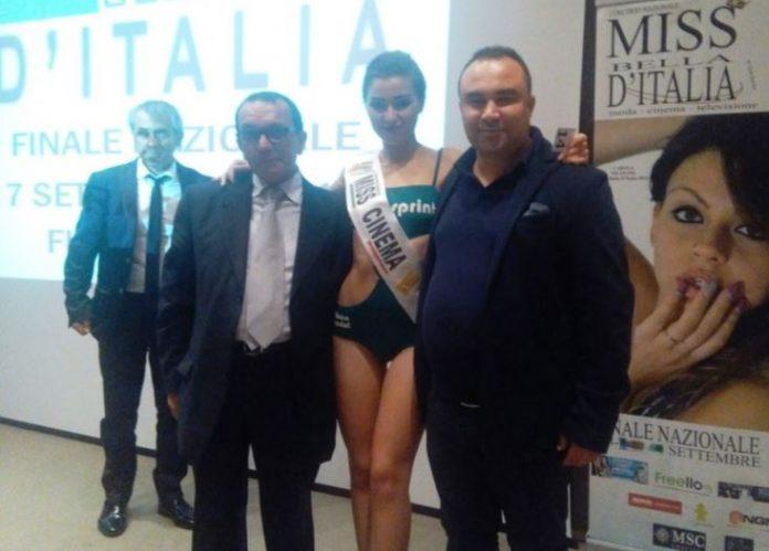 Miss Cinema Vanessa Mileto