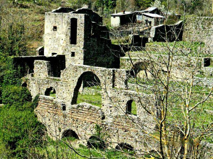 Il sito archeologico di Mongiana