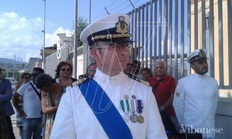 Cambio della guardia al vertice della Capitaneria di porto – VIDEO