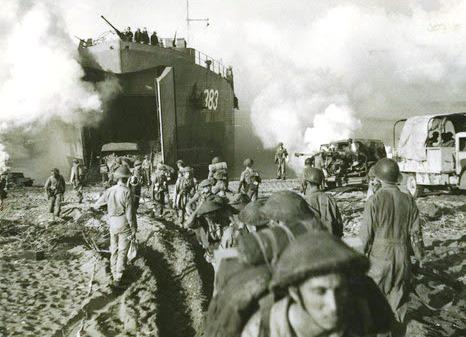 8 settembre 1943, a Vibo Marina lo sbarco che salvò la Calabria