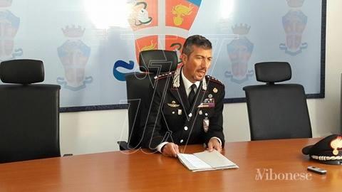 Il saluto del colonnello Scardecchia: «Ho imparato ad amare questa terra» – VIDEO