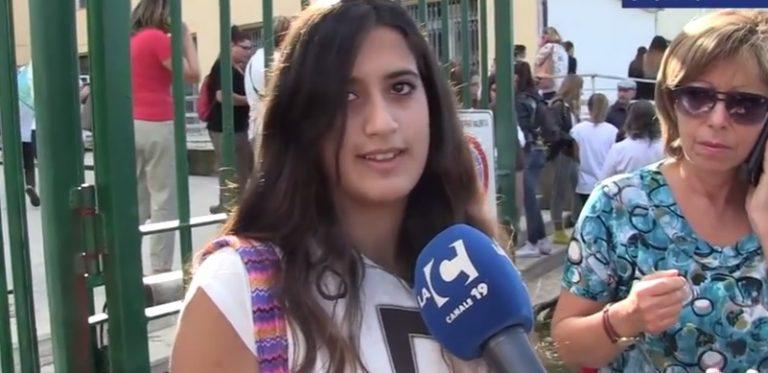 VIDEO | Terremoto, le reazioni a caldo di studenti e docenti