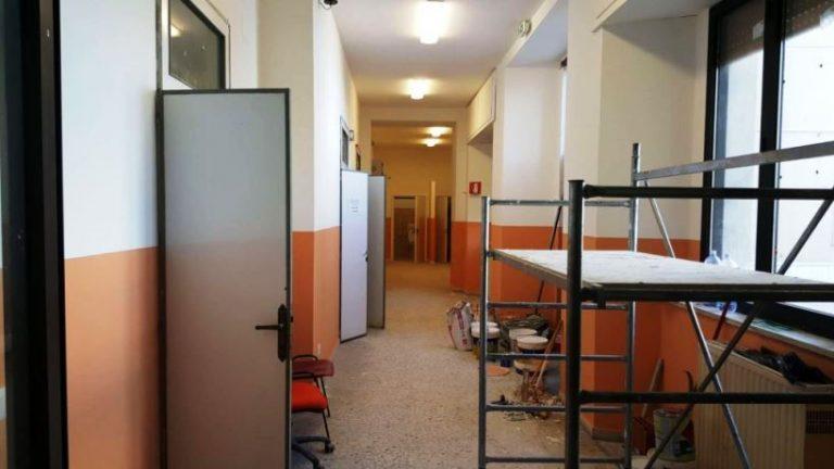Pizzo, interventi di manutenzione nelle scuole per 70mila euro