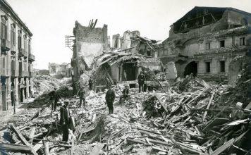 Il sisma che sconvolse Reggio e Messina