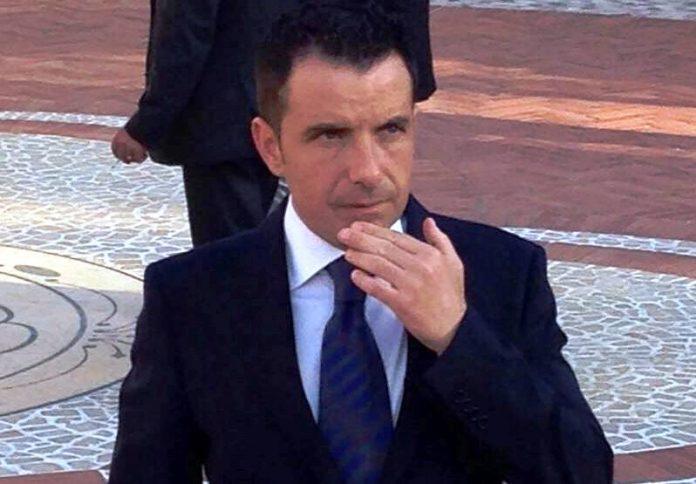 Il segretario provinciale del Siulp Franco Caso