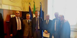 L'incontro all'Università Federico II di Napoli