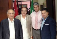 L'incontro all'ambasciata cubana di Roma