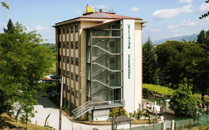 Villa Verde a Donnici