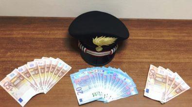 Traffico di banconote false, un arresto e quattro denunce