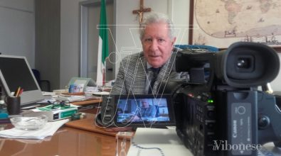 Giordano nuovo procuratore di Vibo: «La porta del mio ufficio sempre aperta» (VIDEO)
