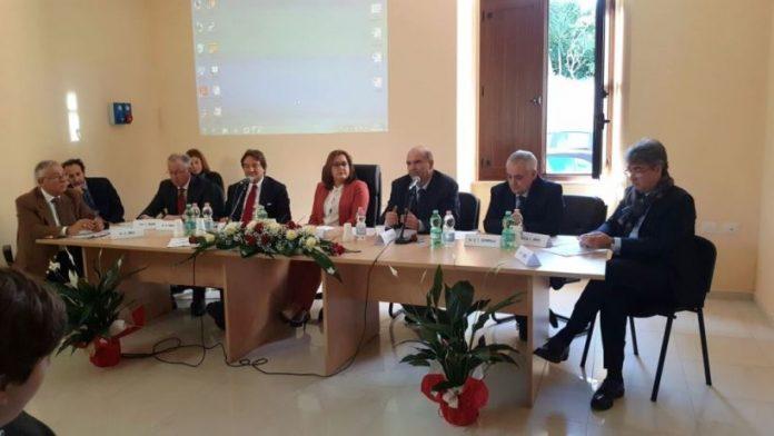 I relatori del meeting
