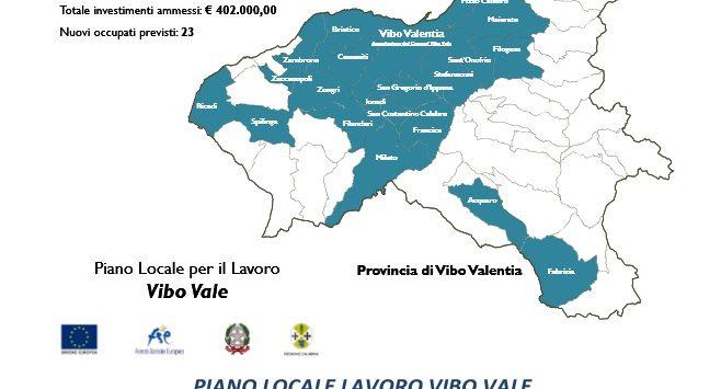"""Riecco """"Vibo Vale"""": pronti i voucher per giovani neolaureati"""