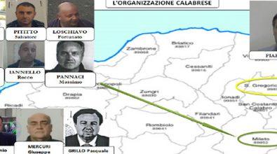 Narcotraffico: partnership e alleanze fra i clan vibonesi per l'importazione della cocaina