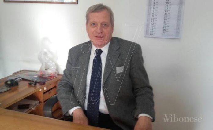 Il commissario Adolfo Valente