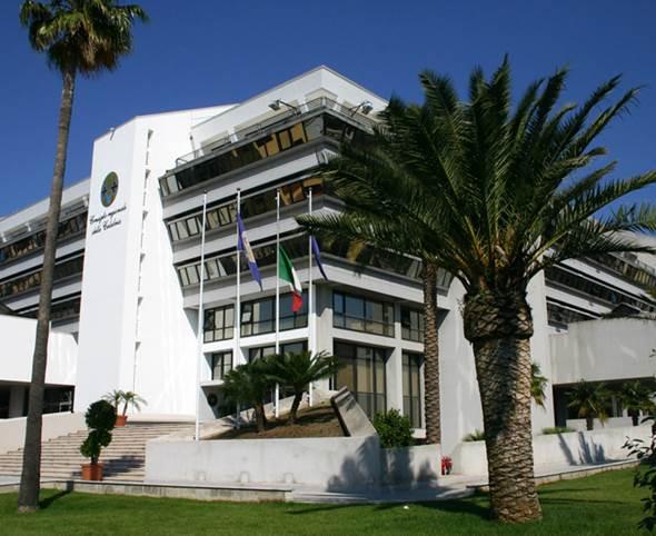 Palazzo Campanella, sede del consiglio regionale