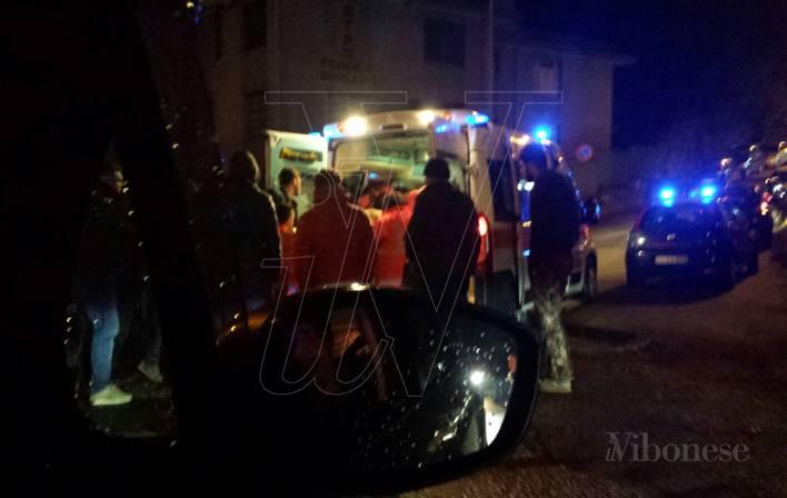 Pedone investito lungo la Statale 18 a Ionadi, trasportato in ospedale in condizioni critiche