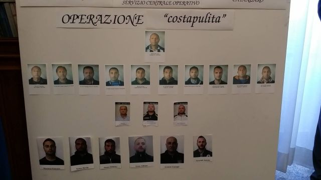 """'Ndrangheta: """"Costa pulita"""", chieste le condanne per gli imputati"""