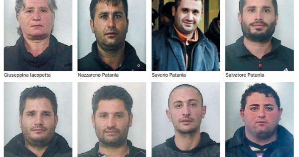 """'Ndrangheta: processo """"Romanzo criminale"""" contro il clan Patania, fissato l'appello"""