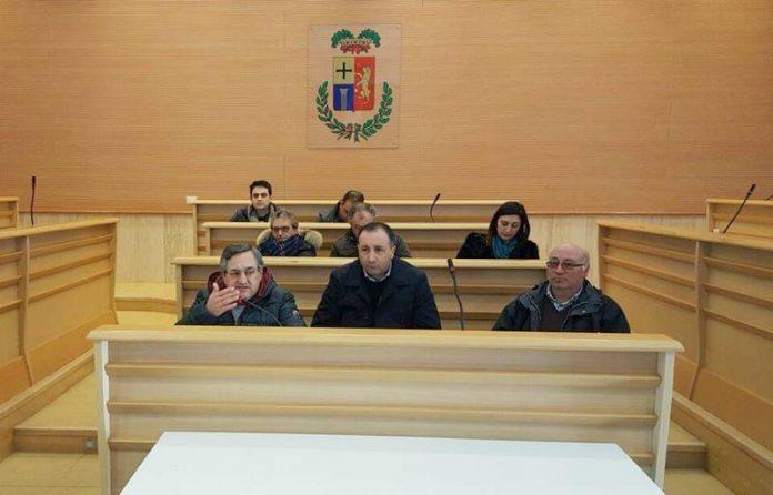 L'assemblea alla Provincia