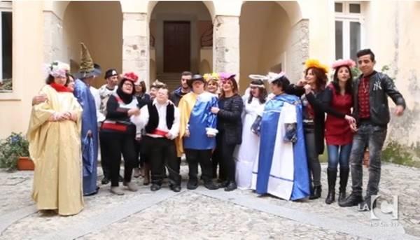 Festa di Carnevale al Centro Don Mottola