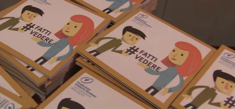 #fattivedere: la campagna della Fondazione Veronesi ha fatto tappa a Vibo (VIDEO)