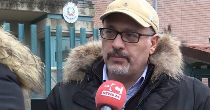 Il sindaco di Spadola Giuseppe Barbara