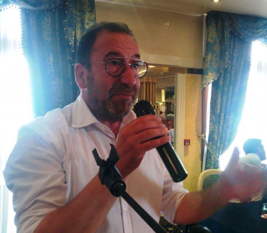 Enzo Insardà, segretario provinciale del Pd