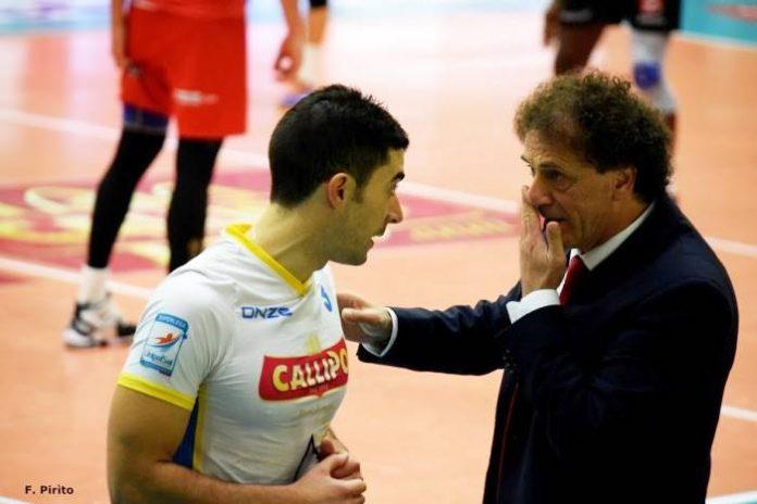 Davide Marra con Waldo Kantor