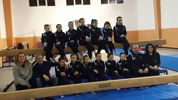 Foto di gruppo a Cessaniti