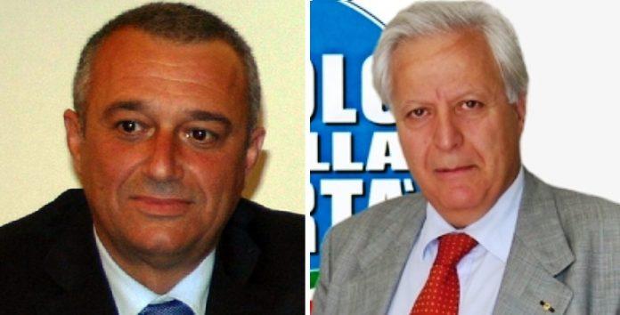 Nazzareno Salerno e Valerio Grillo