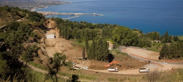 Provinciale Pizzo-Tropea: al via i lavori di ammodernamento