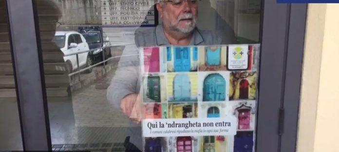 Pino Morello in Comune a Limbadi