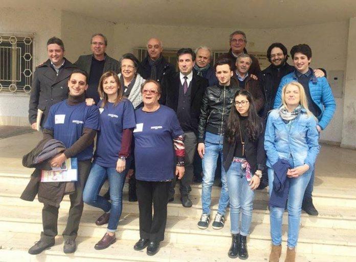 Foto di gruppo a Dasà