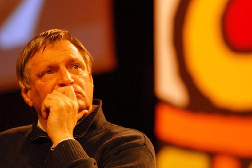 Don Luigi Ciotti, presidente di Libera
